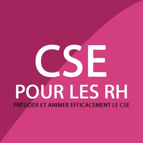 Présider et animer le CSE (2 jours) Image