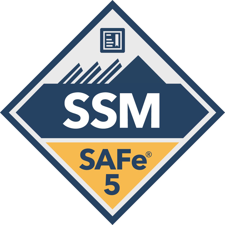 SAFe Scrum Master Image