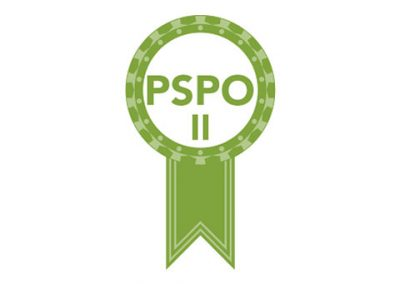 Formation Product Owner, certification avancée PSPOII